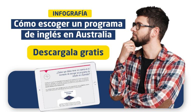 Cómo escoger un programa de inglés en Australia