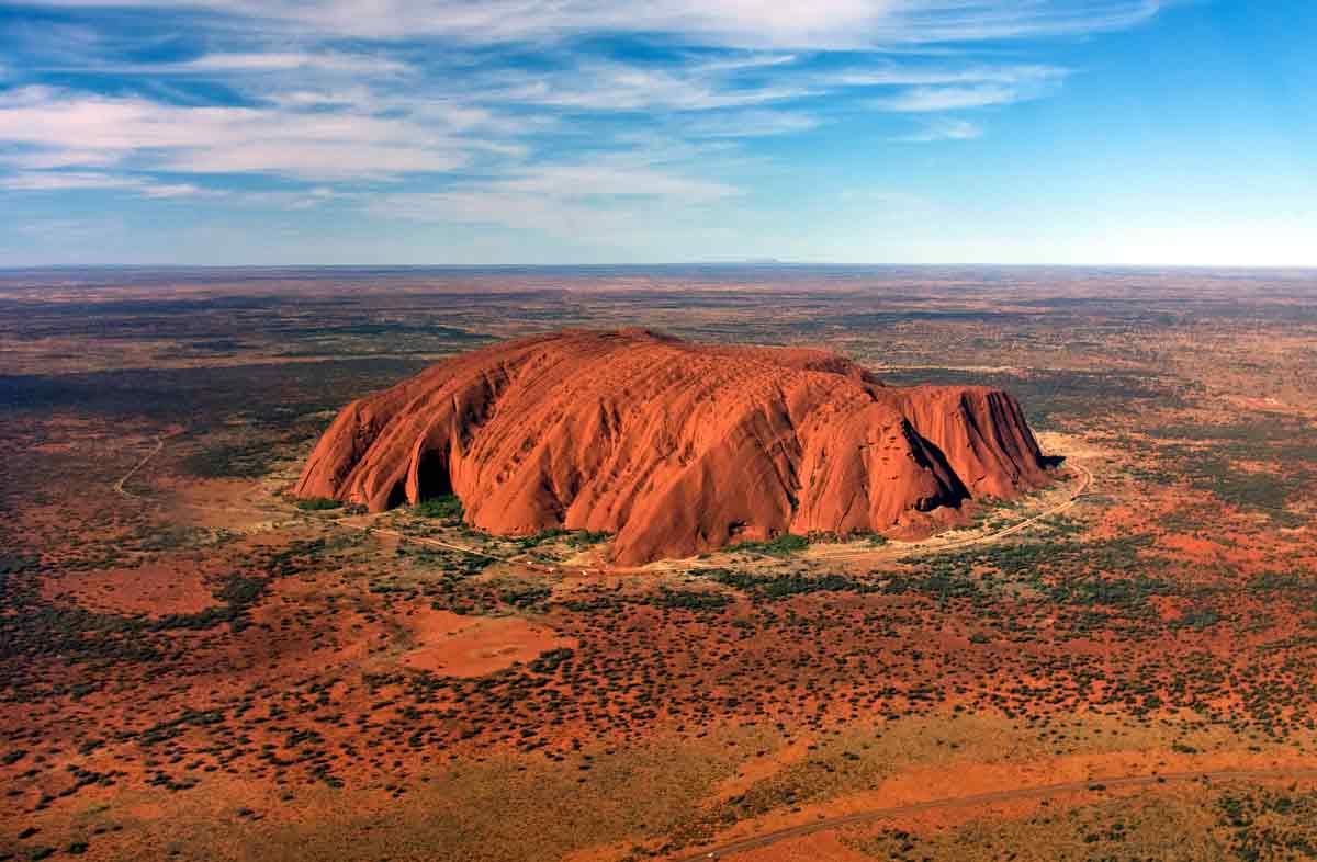 sitios atractivos en australia