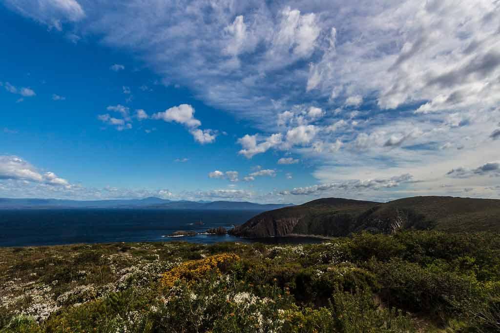 isla de tasmania en australia