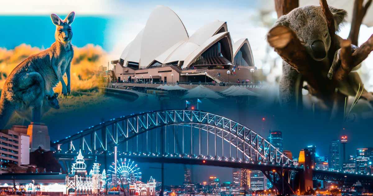 Australia el país ideal para ti